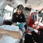 Swift blood transfusion after trauma lowers risk of death